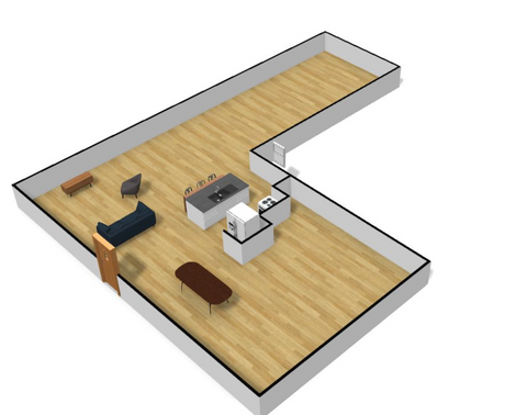 family room layout for rehab therapy family room