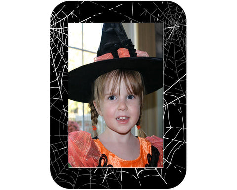 4 X 6 Fodeez® Frames - Halloween - Pack of 5 - Fodeez® Adhesive Display Frames / Dry Erase Boards  - 1