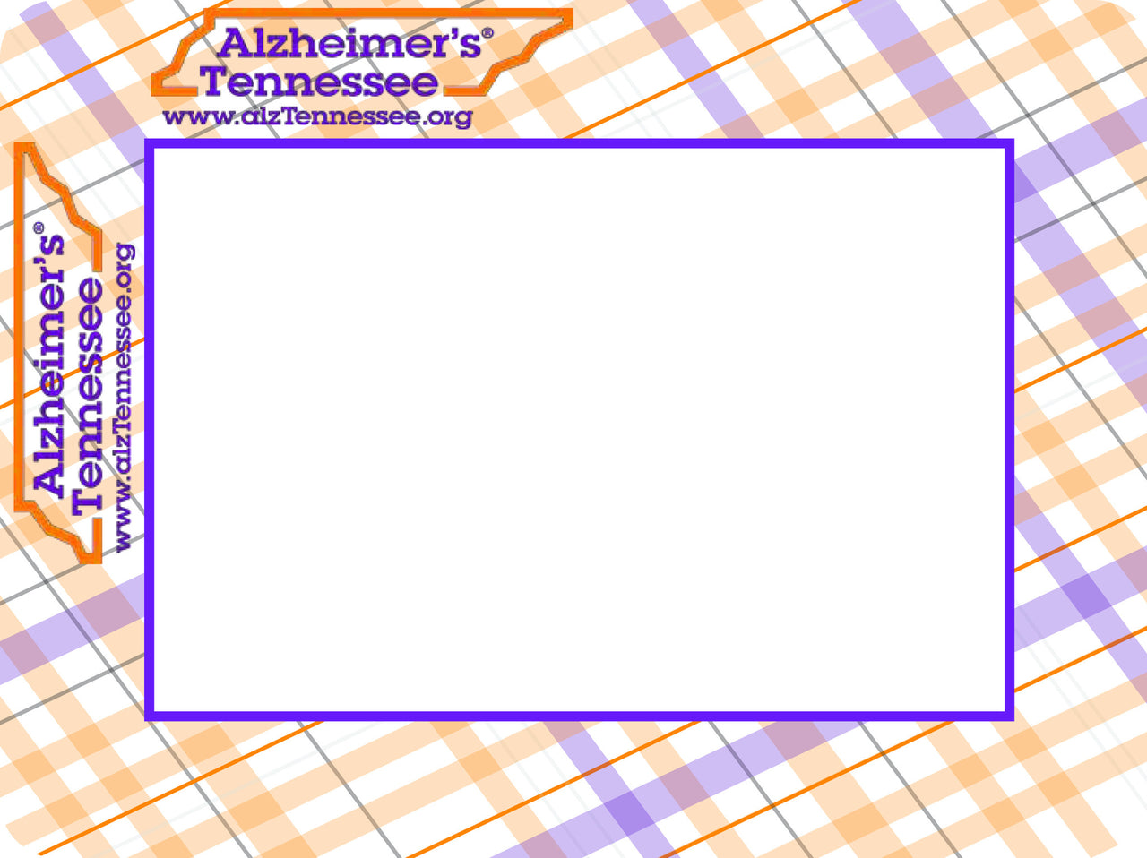 Custom Adhesive Frames for Fundraisers - Fodeez® Adhesive Display Frames / Dry Erase Boards  - 2
