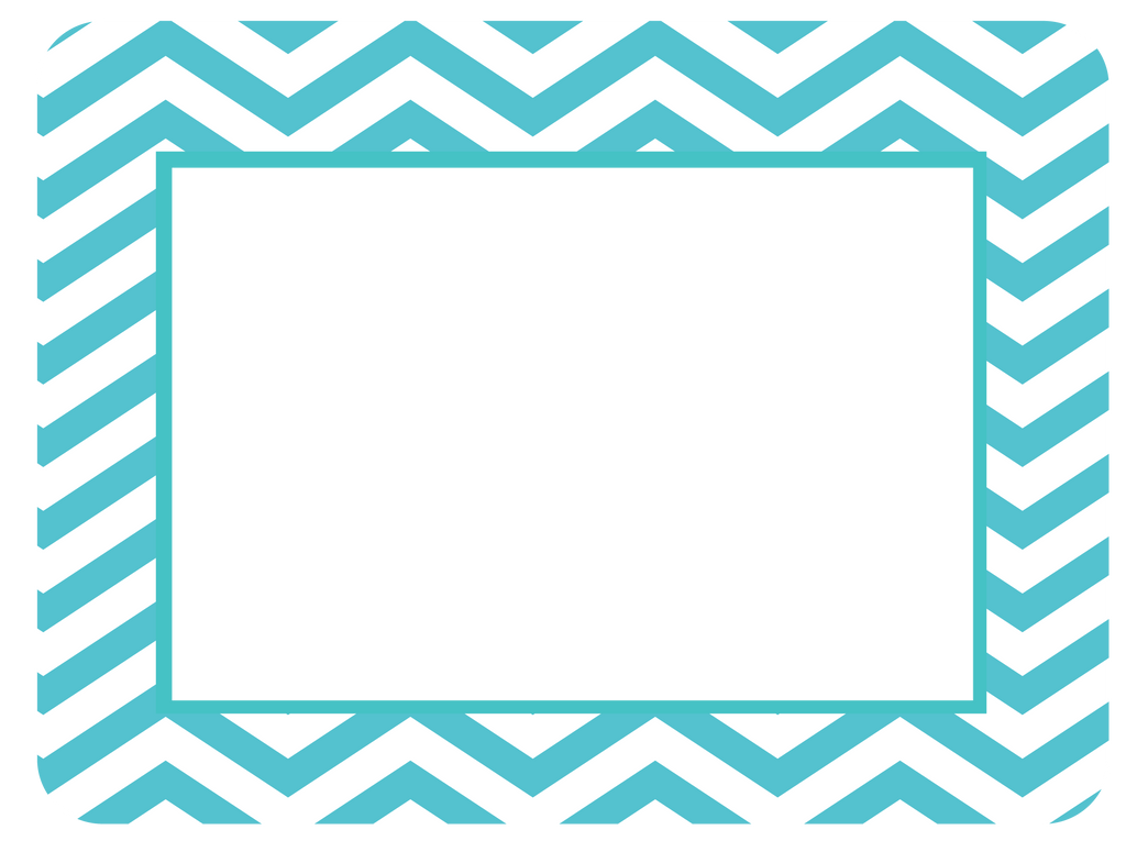 Reusable Self-Stick Picture Frames - Multi-Pack - Chevron