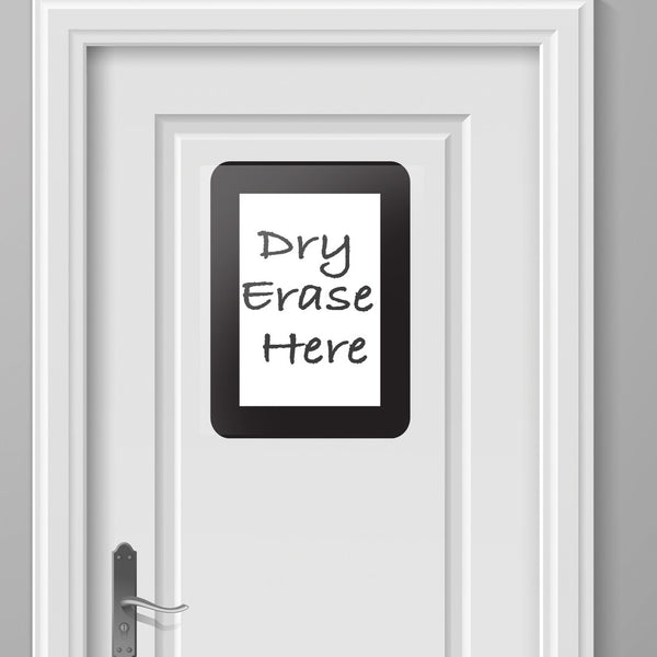 8.5 x 11 Classic Dry Erase Adhesive Frames