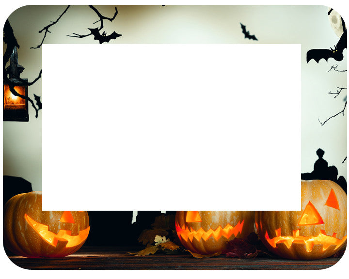 2 x 3 Fodeez® Notes - Halloween - Pack of 3 - Fodeez® Adhesive Display Frames / Dry Erase Boards  - 8