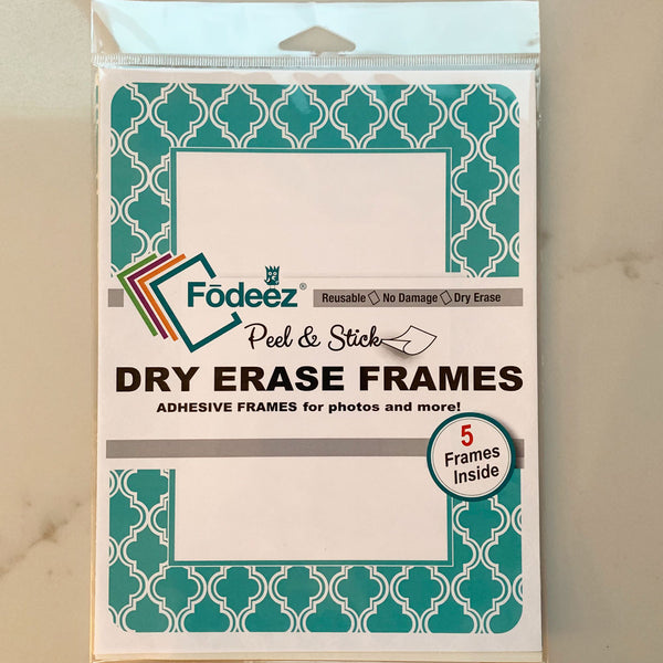 CLEARANCE - 4 x 6 Shabby Chic Designs - Pack of 5