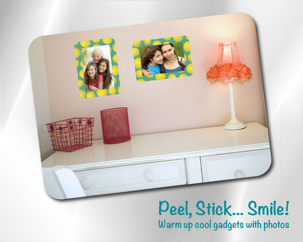 Fodeez® Composite Adhesive Display Picture Frames - 4x6 and 2x3 - Fodeez® Adhesive Display Frames / Dry Erase Boards  - 9