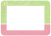4x6 Easter pastels you won't want to hide - Pack of 5 - Fodeez® Adhesive Display Frames / Dry Erase Boards  - 8