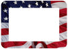 4 x 6 Patriotic Flag Fodeez® Frames - Pack of 5 - Fodeez® Adhesive Display Frames / Dry Erase Boards  - 3