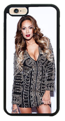 Erica Mena Black Dress Phone Case