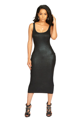 Matrix Tank Dress