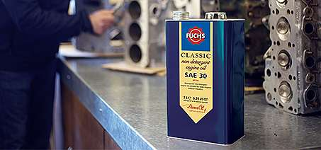 Classic Car | Engine Oil | Gear Oil