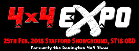 4x4 Expo Stafford 25-02-18