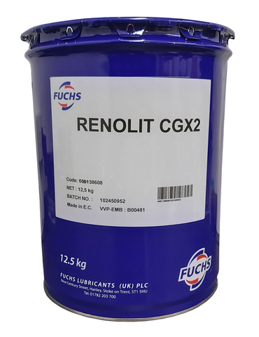 Fuchs Renolit CGX2 Grease | LRT Lubricants