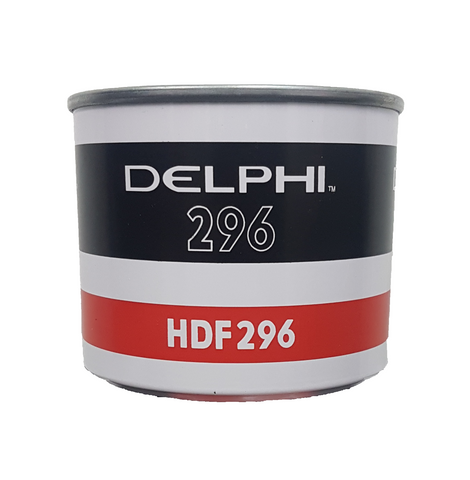 Delphi Fuel Filter - HDF296 | LRT Lubricants