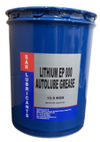 SAR Lubricants Lithium EP 000 Grease - 12.5 kg Keg