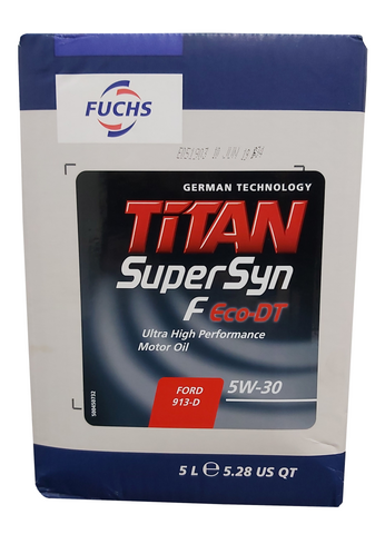 Fuchs Titan Supersyn F Eco-DT 5W-30 | LRT Lubricants