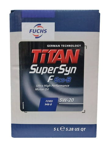 Fuchs Titan Supersyn F Eco-B 5W-20 | LRT Lubricants