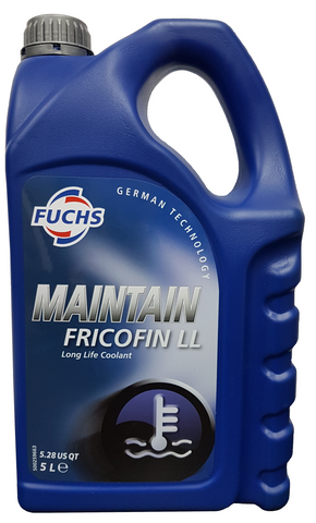 Fuchs Maintain Fricofin LL Antifreeze | LRT Lubricants