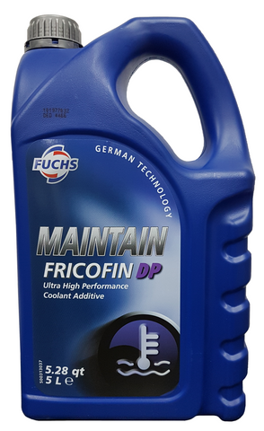 Fuchs Maintain Fricofin DP Long Life Antifreeze Coolant - LRT Lubricants