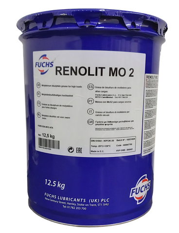 Fuchs Renolit MO2 Grease | LRT Lubricants