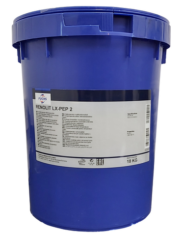 Fuchs Renolit LX-PEP 2 Grease Keg | LRT Lubricants