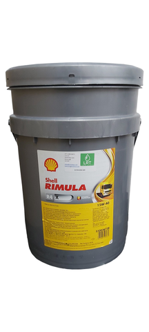 Shell Rimula R4 X 15W-40 Heavy Duty Diesel Engine Oil