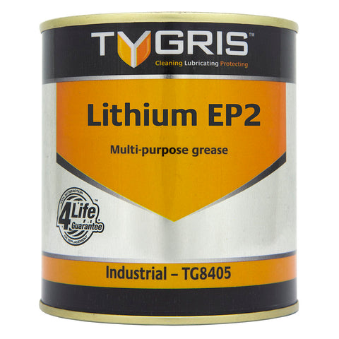 Tygris Lithium EP2 Grease | LRT Lubricants