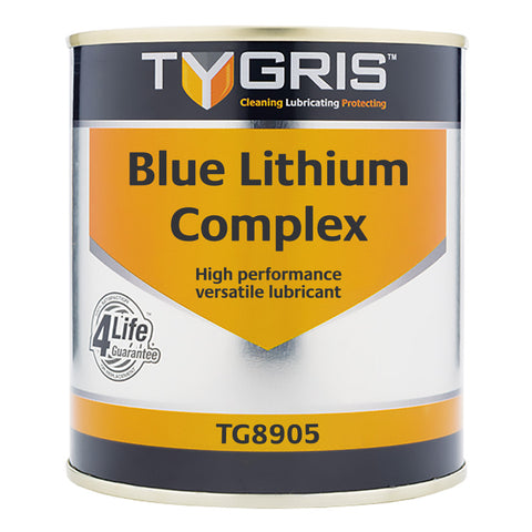 Tygris Blue Lithium Complex EP2 Grease | LRT Lubricants