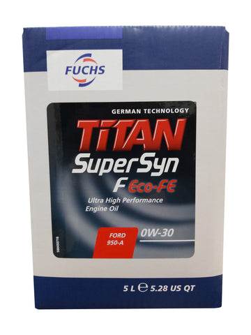 Titan Supersyn F Eco-FE 0W-30 | LRT Lubricants