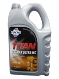 Titan Unimax Ultra MC SAE 10W-40 Engine Oil - 5 Litres LRT Lubricants