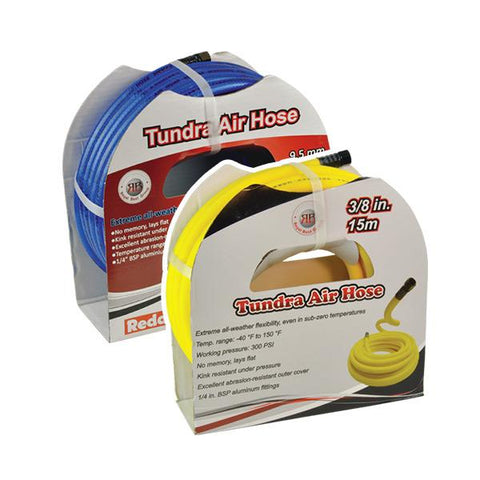 Tundra air hose (yellow) 9.5mm x 15m