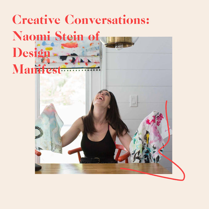 Podcast: Naomi Stein of Design Manifest