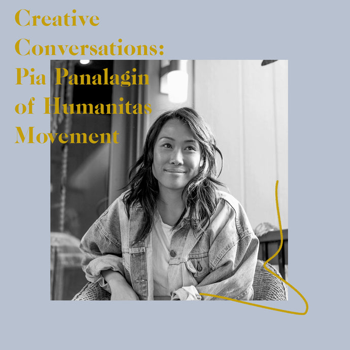 Pia Panaligan of Humanitas Movement