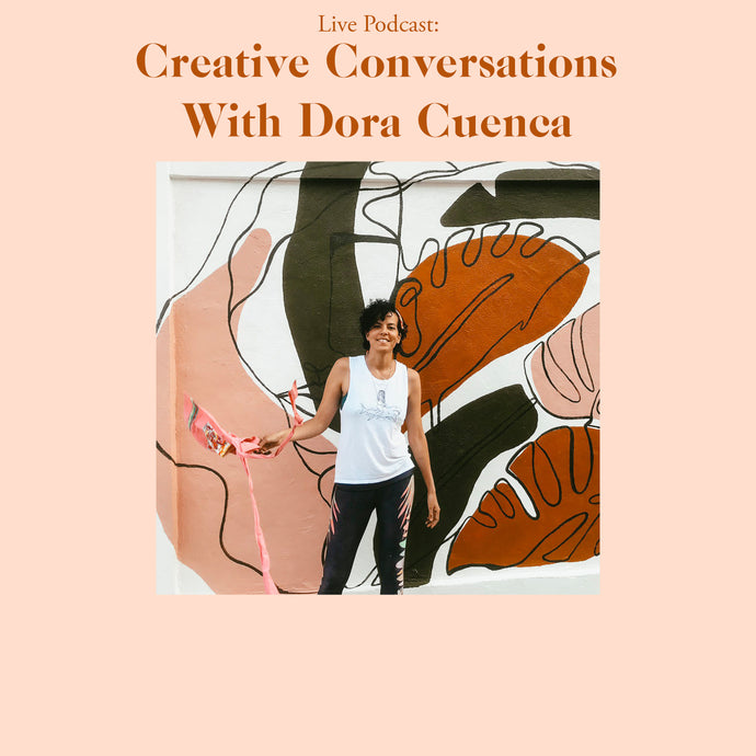Dora Cuenca On The Healing Power Of Art