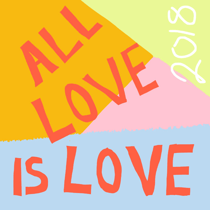 All Love Is Love