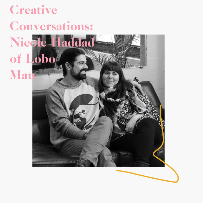 Podcast: Nicole Haddad of Lobo Mau