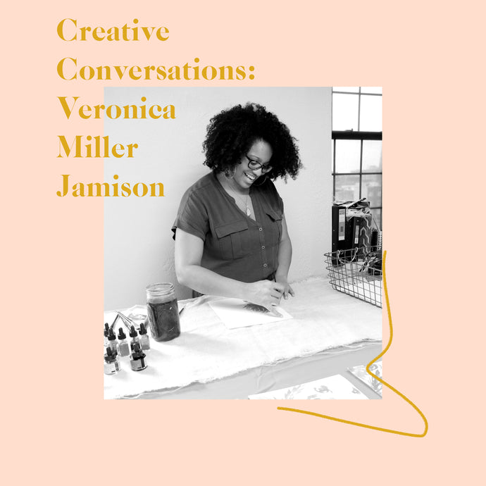 Podcast: Veronica Miller Jamison On Finding Your Artistic Voice