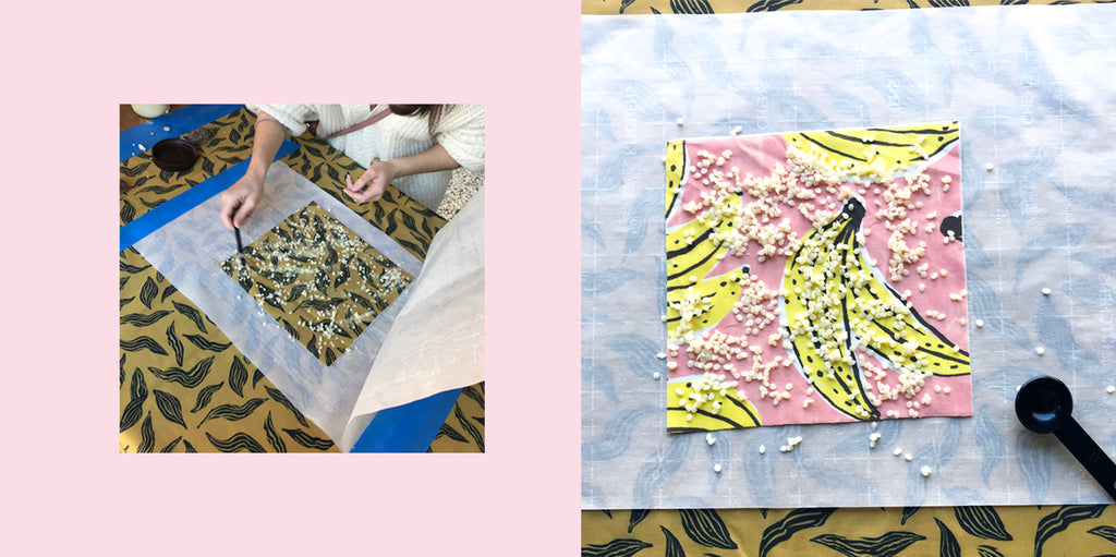 DIY beeswax wraps, make your own beeswax wraps, how to make beeswax wraps, do it yourself beeswax wraps