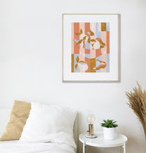 Load image into Gallery viewer, Abstract Fruit Bowl Printed Wall Art