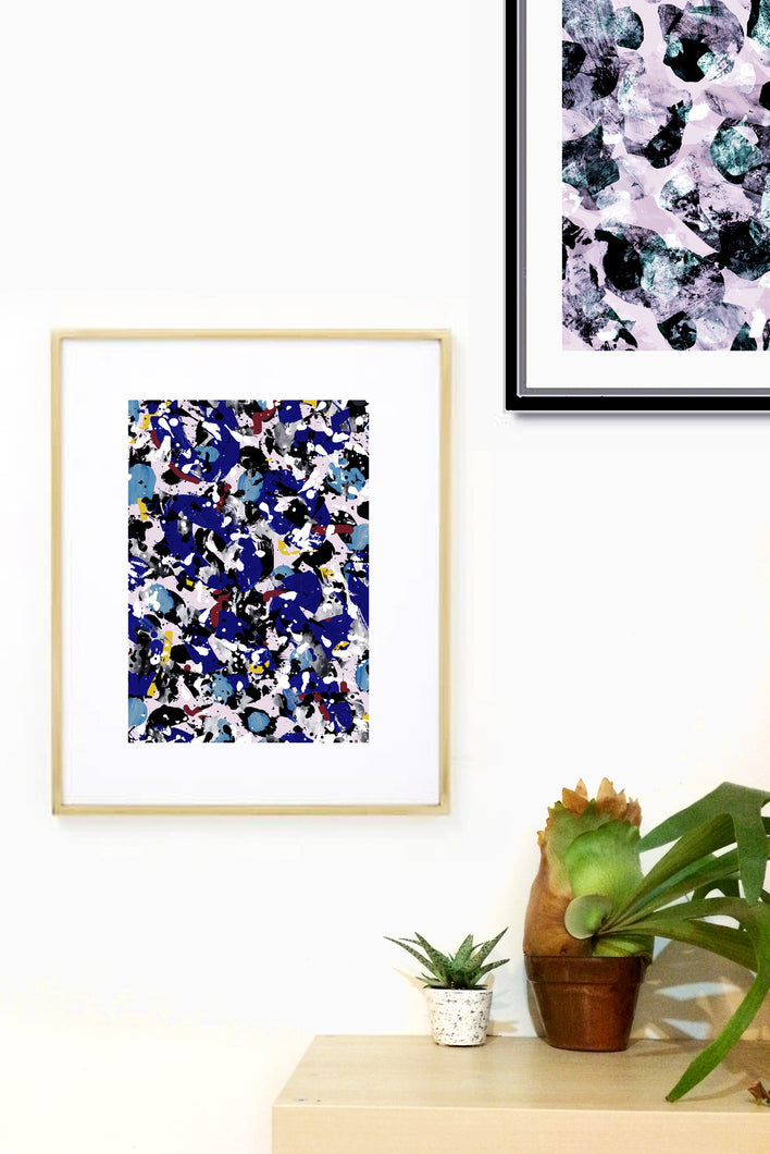 Confetti Cells Wall Art, 11