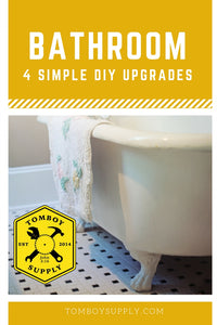 Bathroom DIY Projects