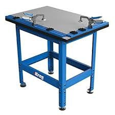 Kreg KCT COMBO Clamp Table and Steel Stand Combo