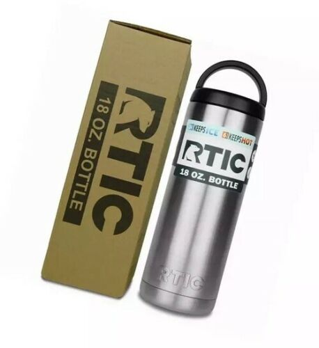 RTIC 18oz Stainless Steel Bottle