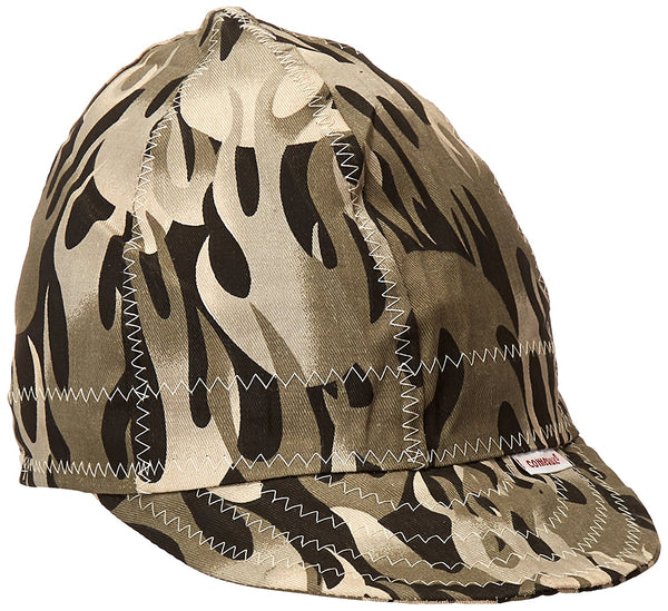 "Comeaux 20714 Caps Deep Round Crown Caps, 7 1/4"", Assorted Prints"