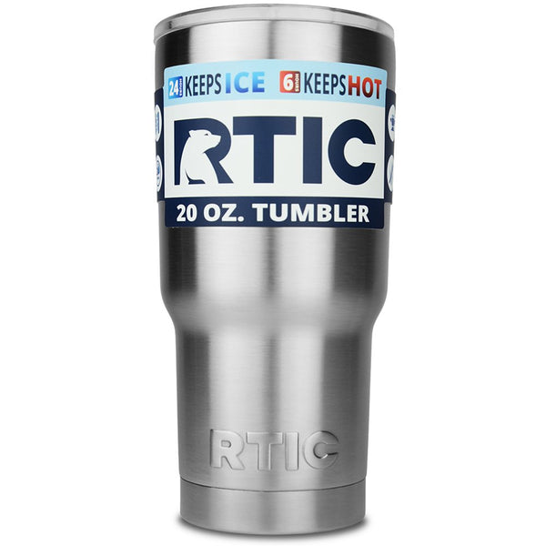 RTIC 20oz Stainless Steel Tumbler