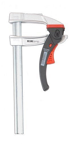 Bessey KLI3.008 8-Inch Ratcheting KliKlamp