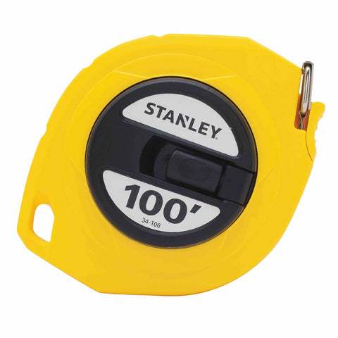 Stanley 34-106, 100 ft Steel Long Tape