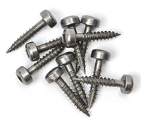 Kreg SPS-F075-100 0.75-Inch No.6 Fine Thread Pan Head Pocket Screws, 100-Count