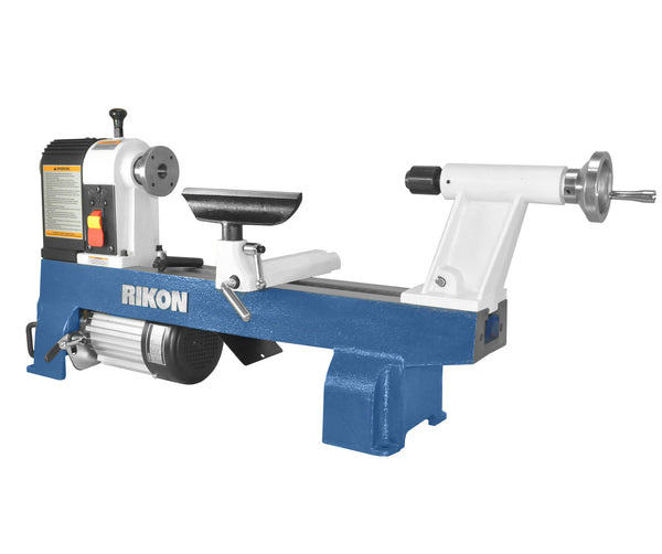"Rikon 70-100 12"" x 16"" Mini Lathe 1/2 HP"