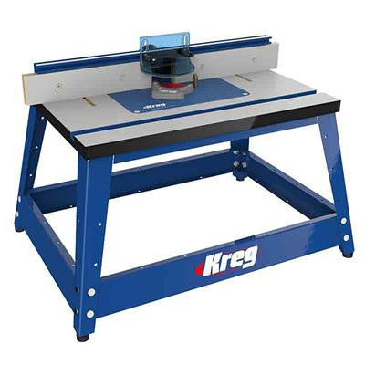 Kreg precision benchtop router table prs2100 - Kreg router table accessories ...