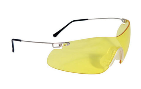 Radians CP5740CS Clay Pro Eye Protection Glasses (Amber)