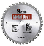 MK Morse CSM6754030SIC 171 mm Steel Circular Blade w/ 40 Teeth